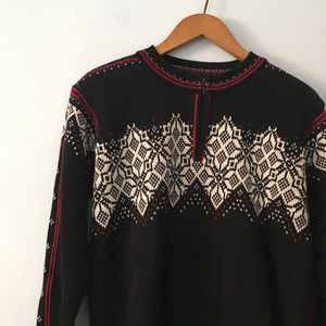 Hanna Andersson fair isle sweater